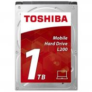 Жесткий диск 1TB Toshiba L200 (HDWJ110UZSVA)