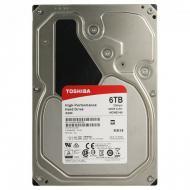 Жесткий диск 6TB Toshiba X300 (HDWE160UZSVA)