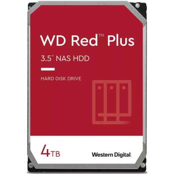 Жесткий диск 4TB WD Red Plus (WD40EFZX)