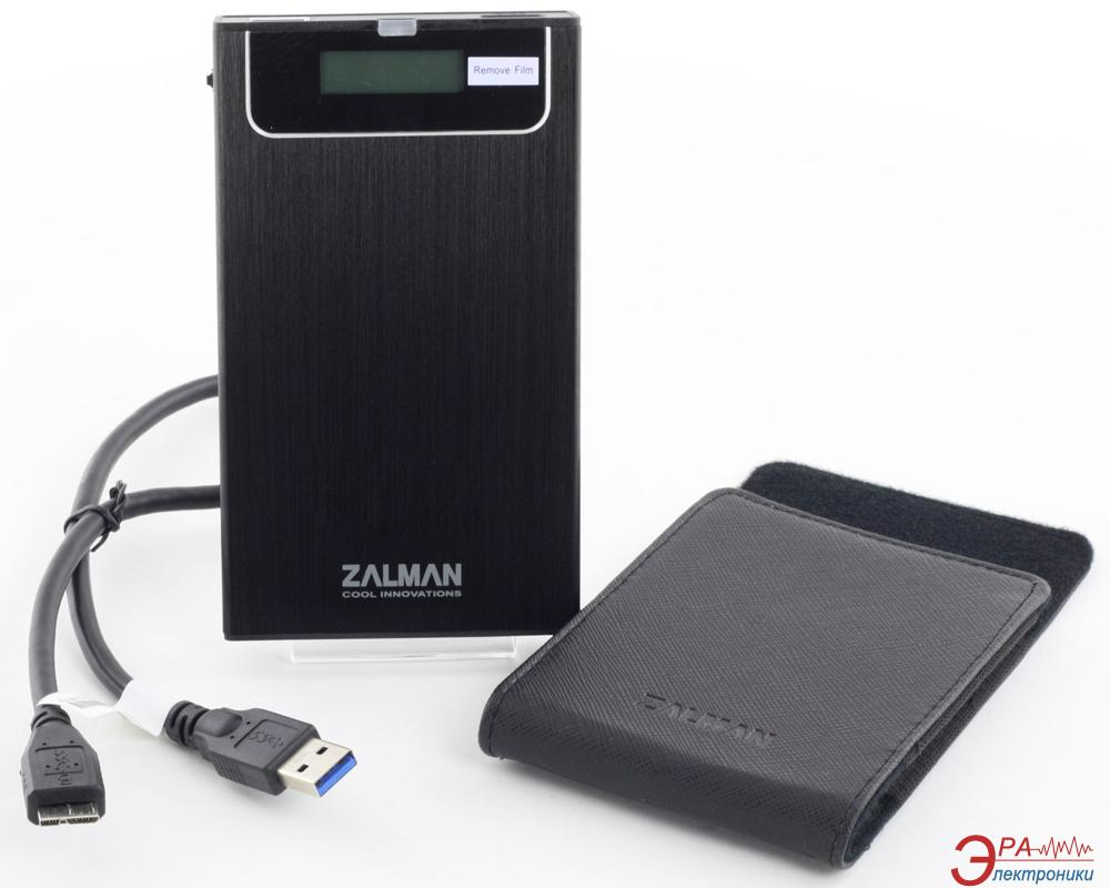 Карман для жесткого диска Zalman ZM-VE350 Black