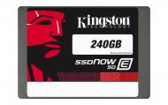 SSD накопитель 240 Гб Kingston SSDNow E50 SATA III MLC (SE50S37/240G)