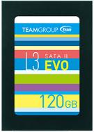 SSD накопитель 120 Гб Team L3 EVO + bracket 3,5 (T253LE120GTC103)