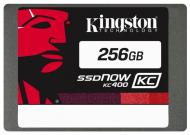 SSD накопитель 256 Гб Kingston KC400 (SKC400S3B7A/256G)
