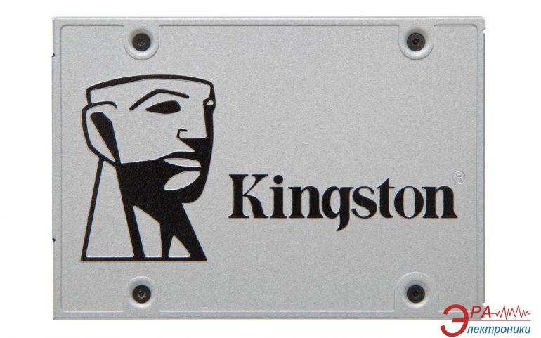 SSD накопитель 120 Гб Kingston SSDNow UV400 Bundle Kit (SUV400S3B7A/120G)