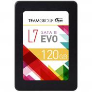 SSD накопитель 120 Гб Team L7 EVO TLC (T253L7120GTC101)
