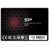 SSD накопитель 120 Гб Silicon Power Slim S57 (SP120GBSS3S57A25)