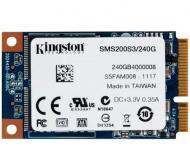 SSD накопитель 240 Гб Kingston SSDNow mS200 (SMS200S3/240G)