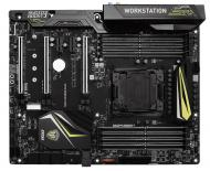 ����������� ����� MSI X99A WORKSTATION