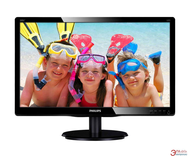 Монитор 19.5  Philips 200V4QSBR/00