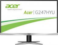 Монитор TFT 23.8  Acer G247HYUSMIDP (UM.QG7EE.013)