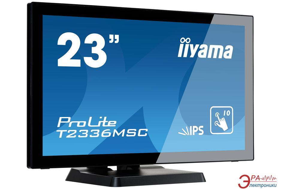 Монитор 23  Iiyama ProLite T2336MSC-B2