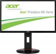 Монитор TFT 24  Acer XB240HAbpr (UM.FB0EE.A01)