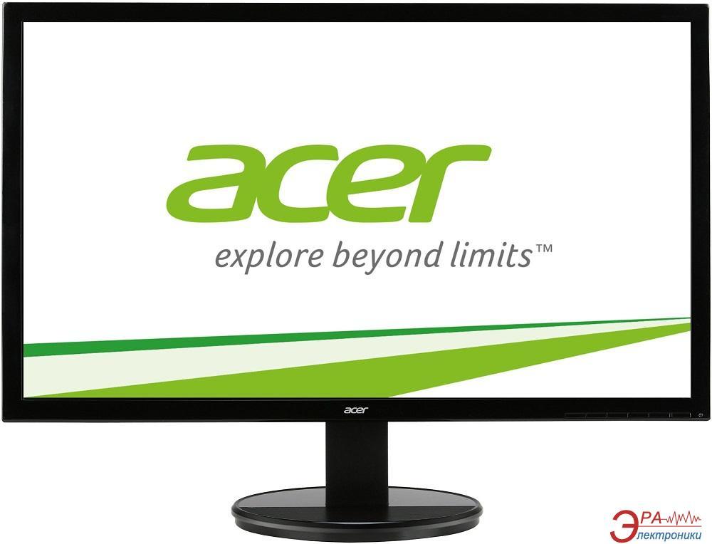 Монитор 23.8  Acer K242HYLBID (UM.QX2EE.001)