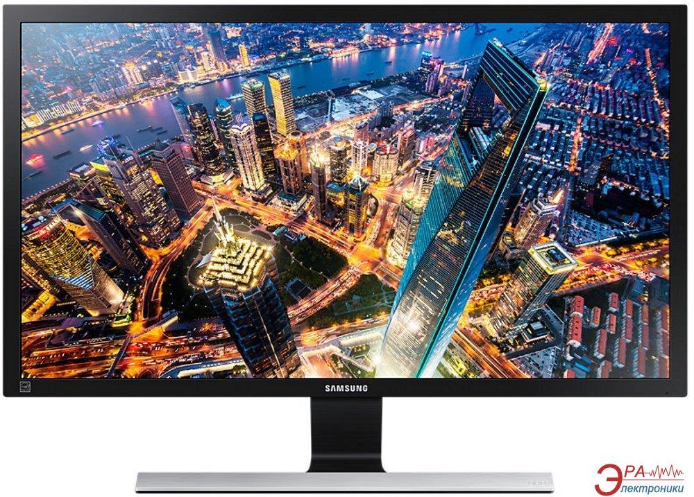 Монитор 28  Samsung U28E590D (LU28E590DS/CI)