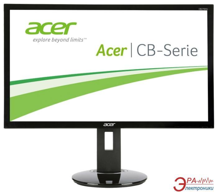 Монитор 27  Acer CB270HUbmidpr (UM.HB0EE.001)