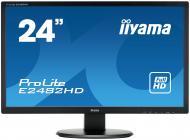 Монитор TFT 24  Iiyama ProLite E2482HD-B1