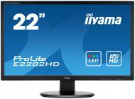 Монитор 21.5  Iiyama ProLite E2282HD-B1