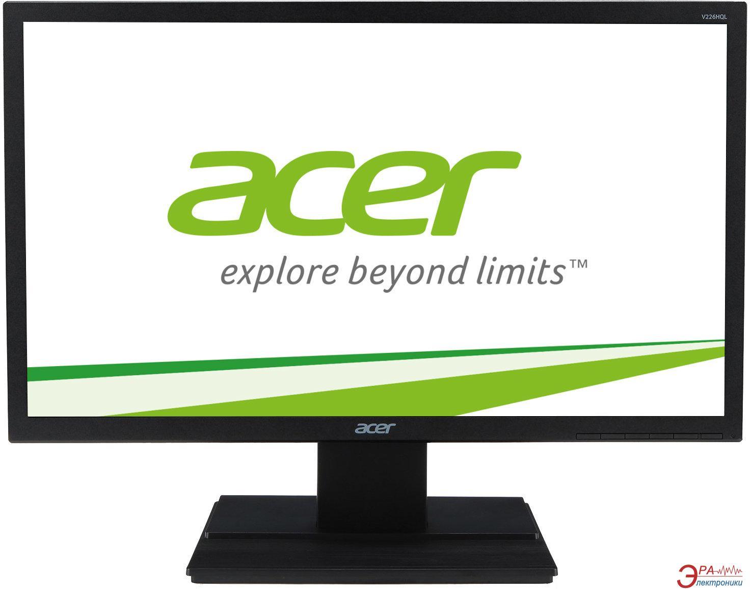 Монитор 21.5  Acer V226HQLbid (UM.WV6EE.015)