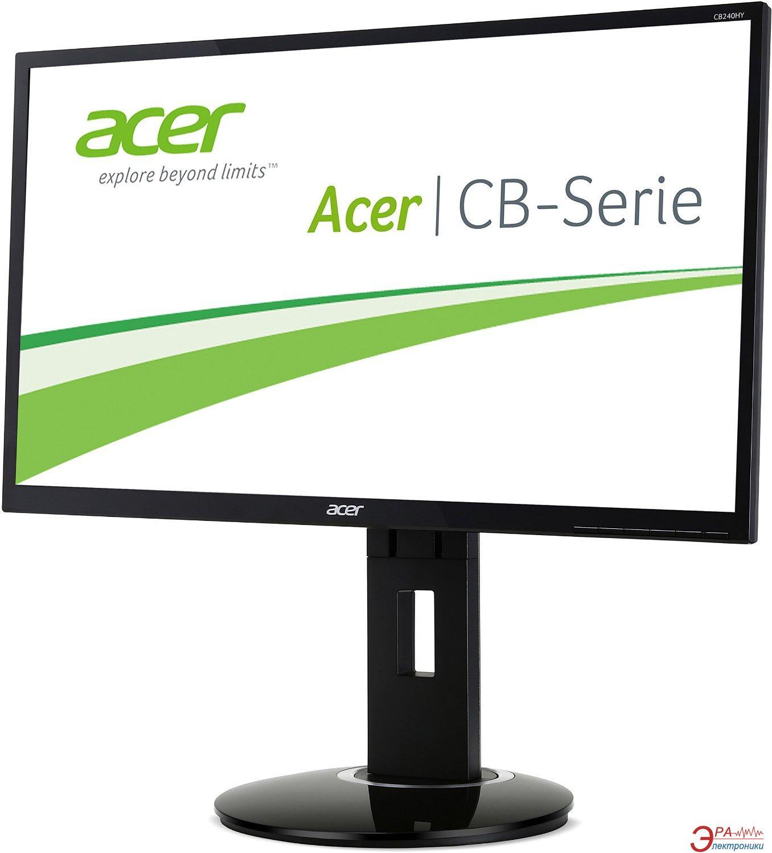 Монитор 23.8  Acer CB240HYKbmjdpr (UM.QB0EE.001)