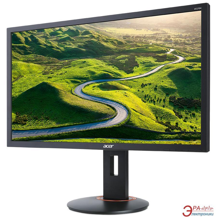 Монитор 27  Acer XF270HUbmijdprz (UM.HX0EE.001)