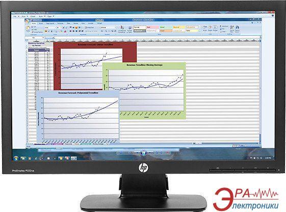 Монитор 21.5  HP ProDisplay P222va LED (K7X30AA)