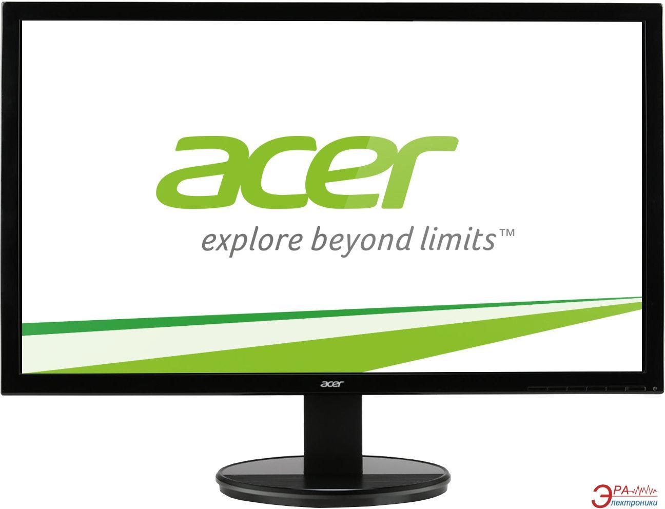 Монитор 27  Acer K272HLDBID (UM.HX3EE.D01)
