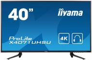 Монитор TFT 40  Iiyama ProLite X4071UHSU-B1