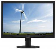 Монитор TFT 24  Philips 240S4QMB/00 Black