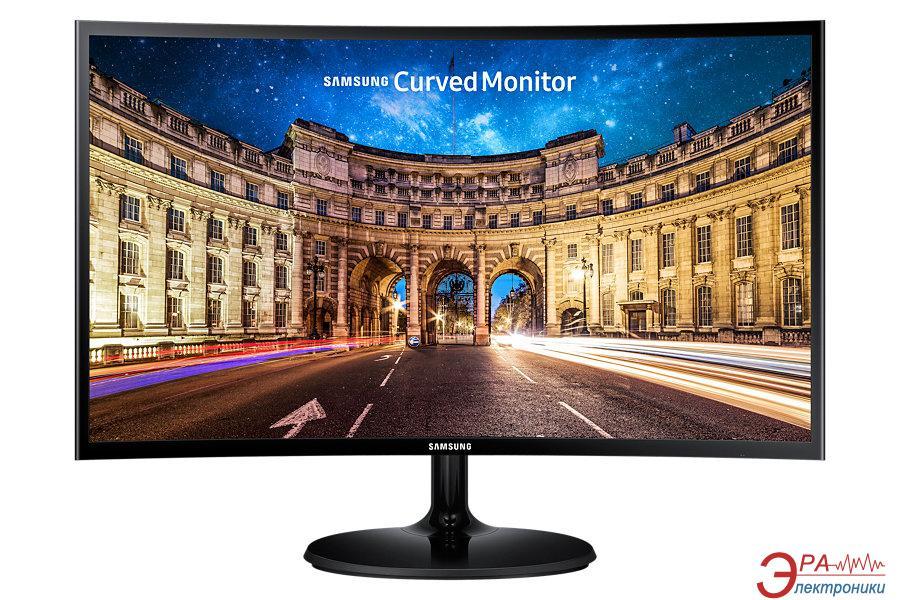 Монитор 27  Samsung C27F390FHIX (LC27F390FHIXCI)