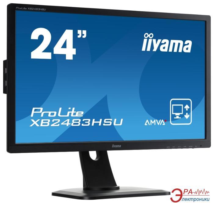 Монитор 24  Iiyama XB2483HSU-B2DP