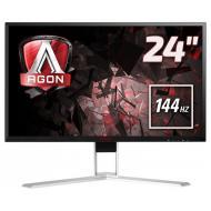 Монитор 23.8  AOC AG241QX Black/Red