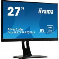 Монитор 27  Iiyama XUB2792QSU-B1 (9H.LFHLB.QBE)