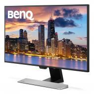 Монитор 27  BenQ EW2770QZ Grey-Black (9H.LG1LA.TSE)