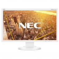 Монитор 23  NEC E233WMi White (60004377)