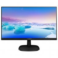 Монитор 21.5  Philips 223V7QHSB/01 Black