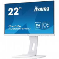 Монитор 21.5  Iiyama XUB2294HSU-W1