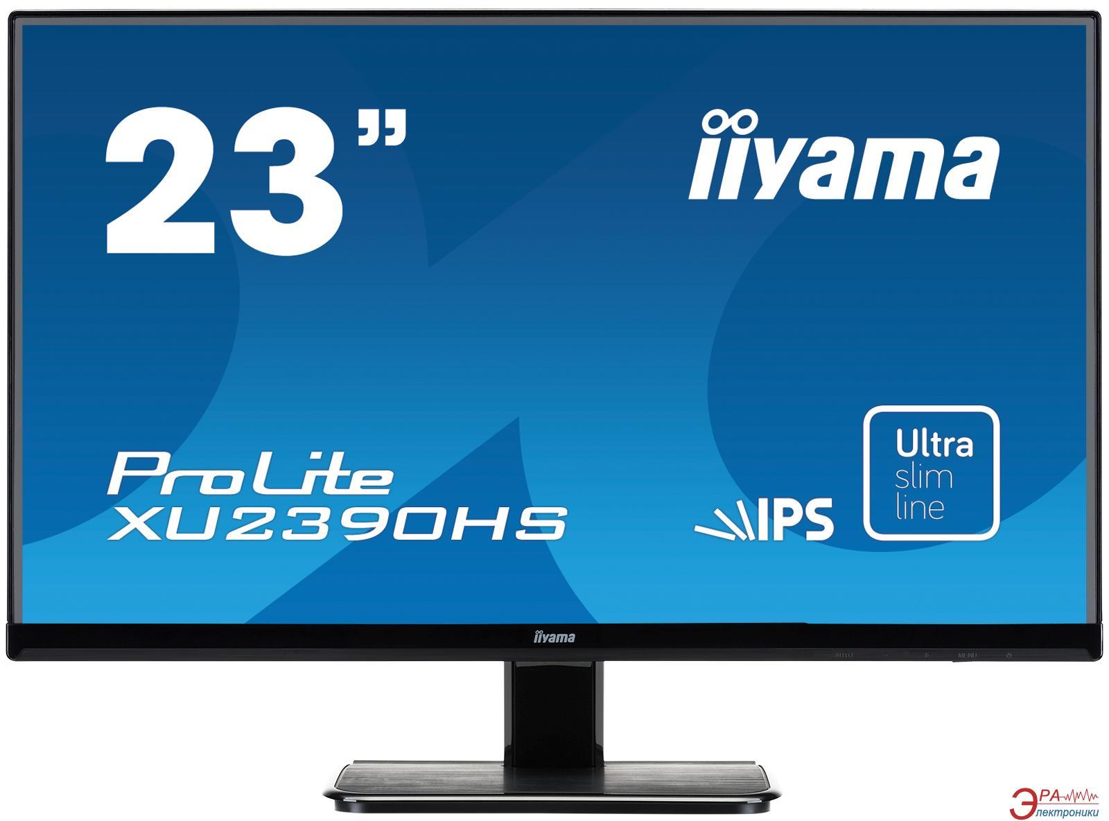 Монитор 23  Iiyama ProLite XU2390HS-B1