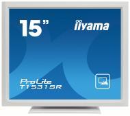 Монитор TFT 15  Iiyama ProLite T1531SR-W1 (T1531SR-W1)