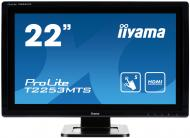 Телемонитор 21.5  Iiyama T2253MTS-GB1