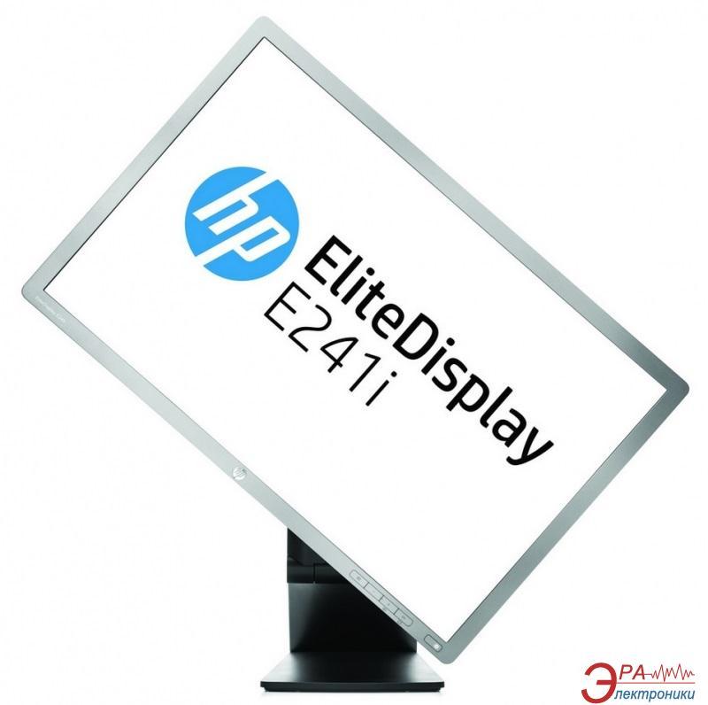 Монитор 24  HP EliteDisplay E241i (F0W81AA)