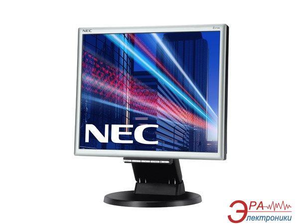 Монитор 17  NEC MultiSync E171M black (60003582)