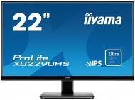 Монитор TFT 21.5  Iiyama ProLite XU2290HS-B1