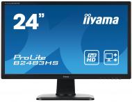 Монитор 24  Iiyama ProLite B2483HS-B1