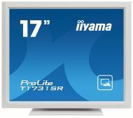Монитор 17  Iiyama ProLite T1731SR-W1 (T1731SR-W1)
