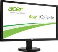 Монитор TFT 24  Acer K242HQLBbd (UM.UX6EE.B01)
