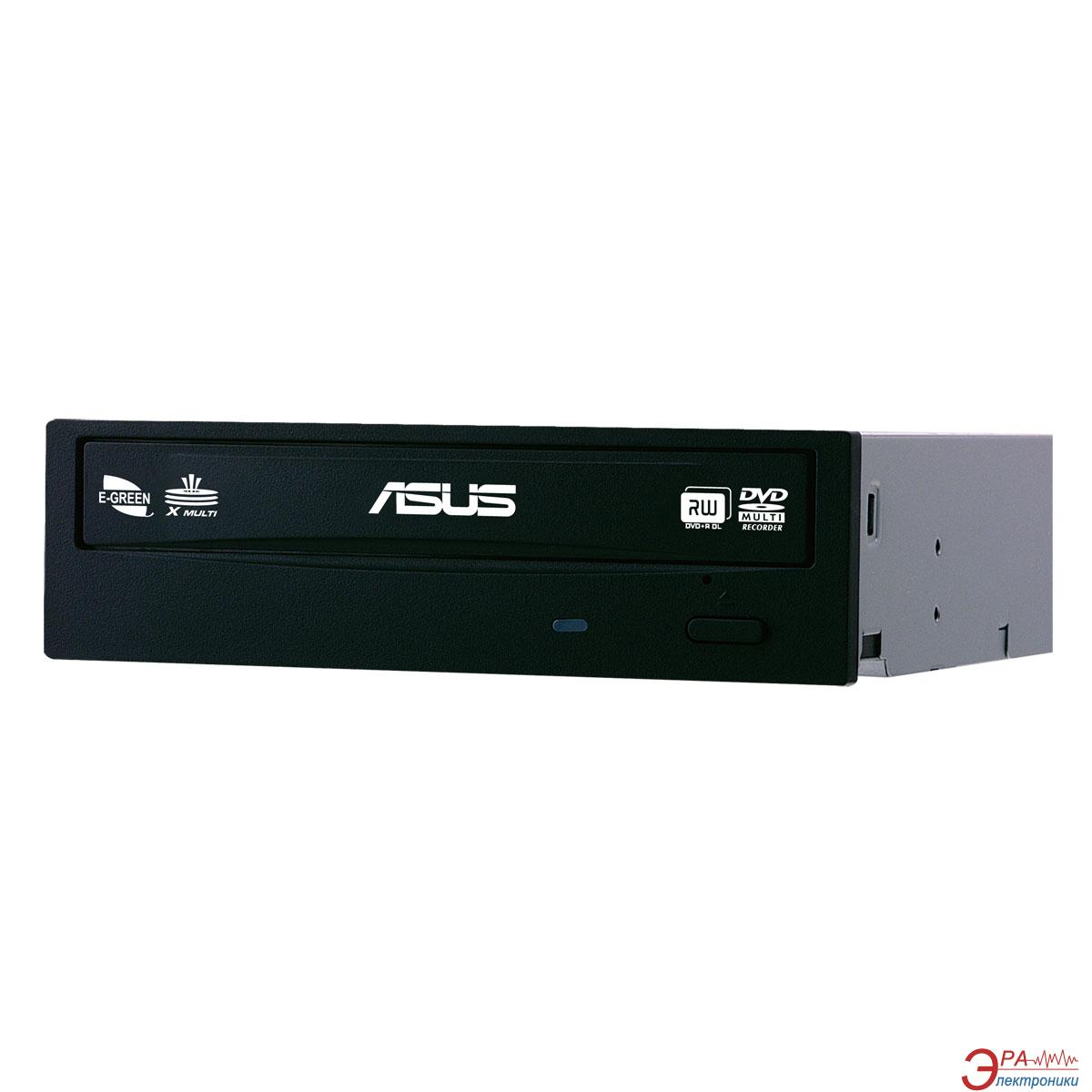 DVD±RW Asus DRW-24F1MT/BLK/B/AS SATA bulk (90DD01V0-B10010) Black