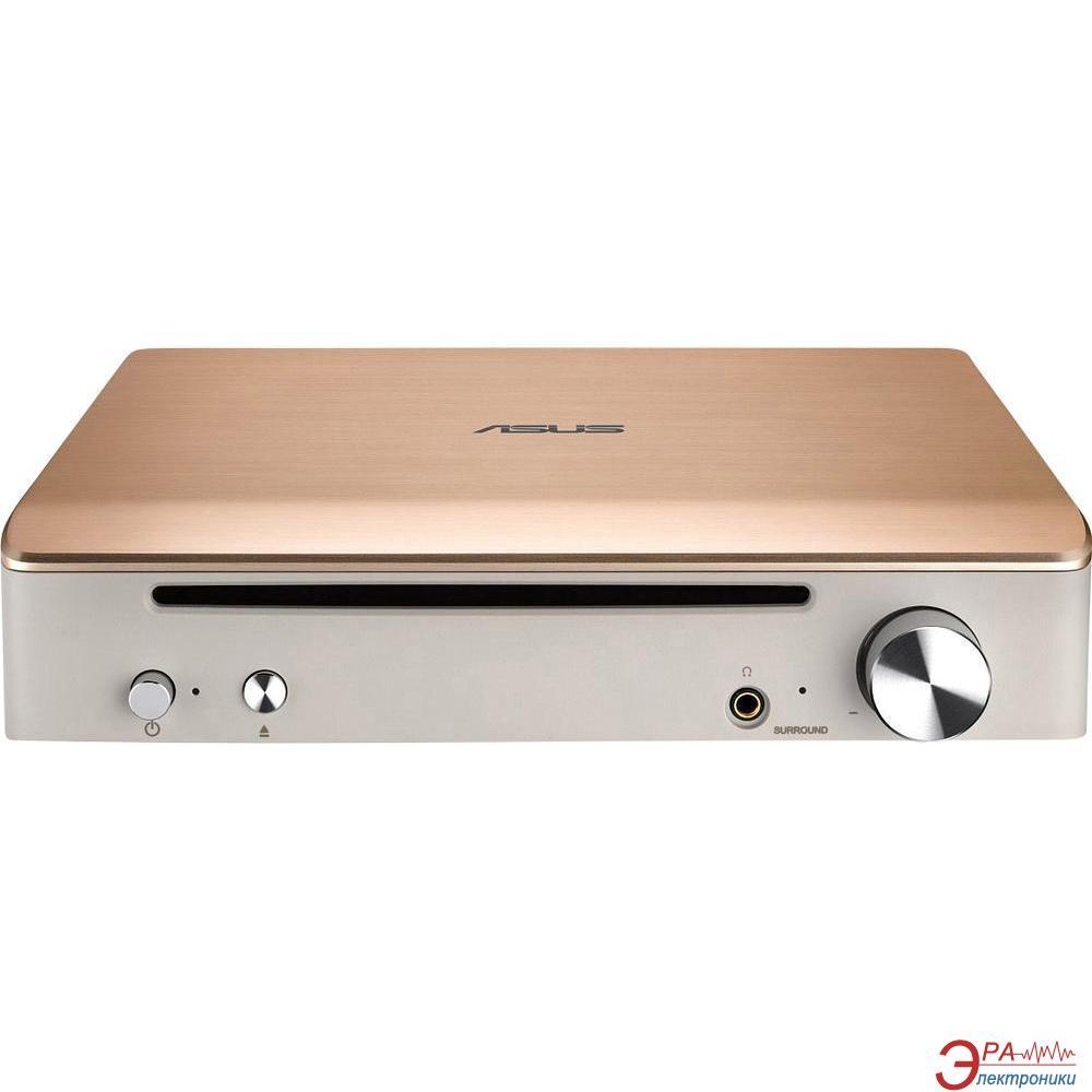 BD±RW Asus SBW-S1 PRO/GOLD/G/AS USB 2.0 (90DD01H5-M69000) Gold