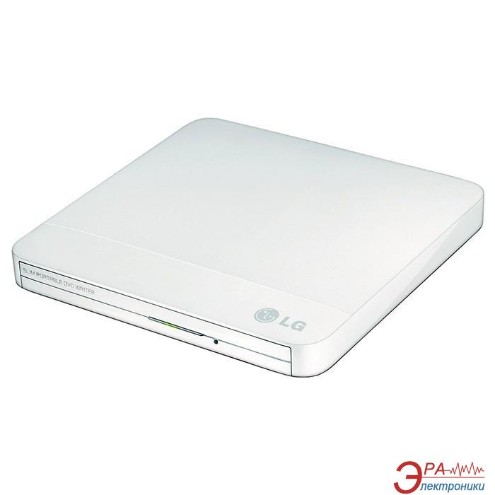 DVD±RW LG Slim USB White (GP50NW41.AUAE12W) White