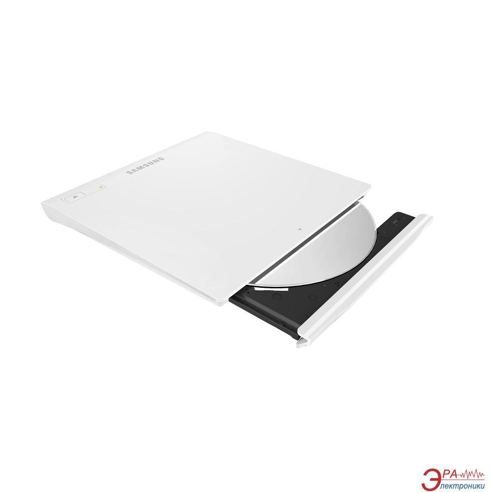DVD±RW Samsung SE-208GB/RSRD External USB White