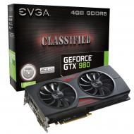 ���������� EVGA Nvidia GeForce GTX980 Classified GDDR5 4096 �� (04G-P4-3988-KR)